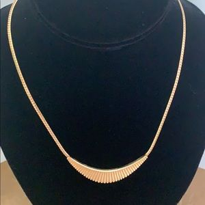 Necklace gold plated Avon 💞